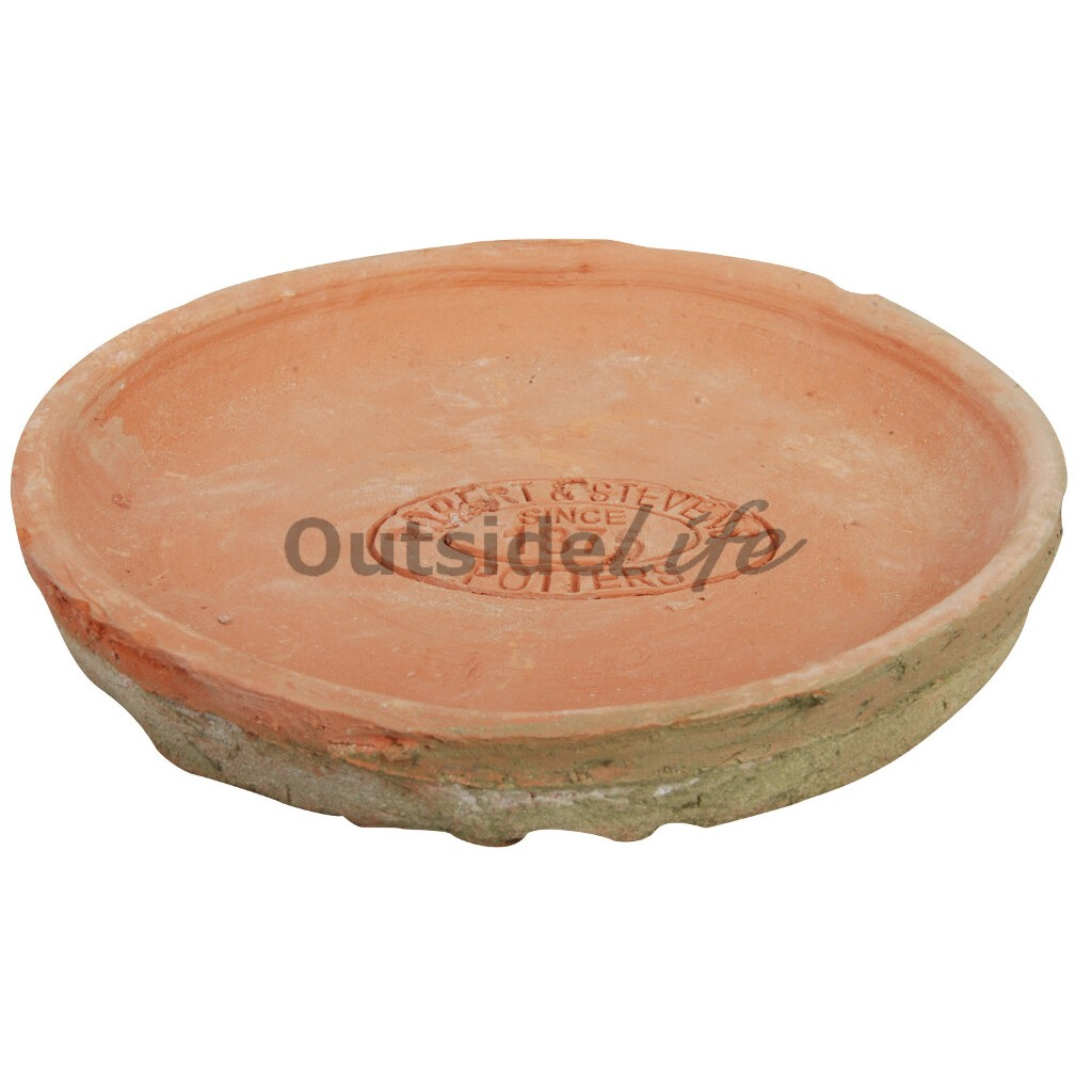 Aged Terracotta 1 schotel rond (Esschert Design - AT04 - 8714982063091) 1