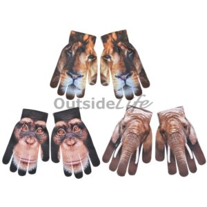 Kinderhandschoenen out of Africa (Esschert Design - KG170 - 8714982121296) 1