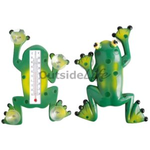 Thermometer kikker (Esschert Design - TH49 - 8714982039270) 1
