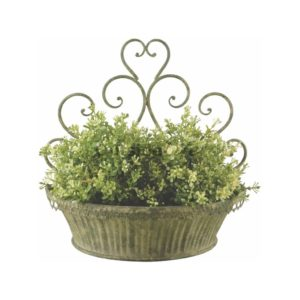 AM Green wandplantenbak S set van 2 (Esschert Design - AM100 - 8714982130106) 1