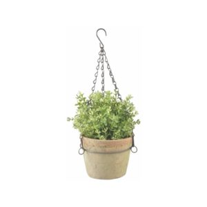 Aged Terracotta pot hangend groot (Esschert Design - AT28 - 8714982129728) 1