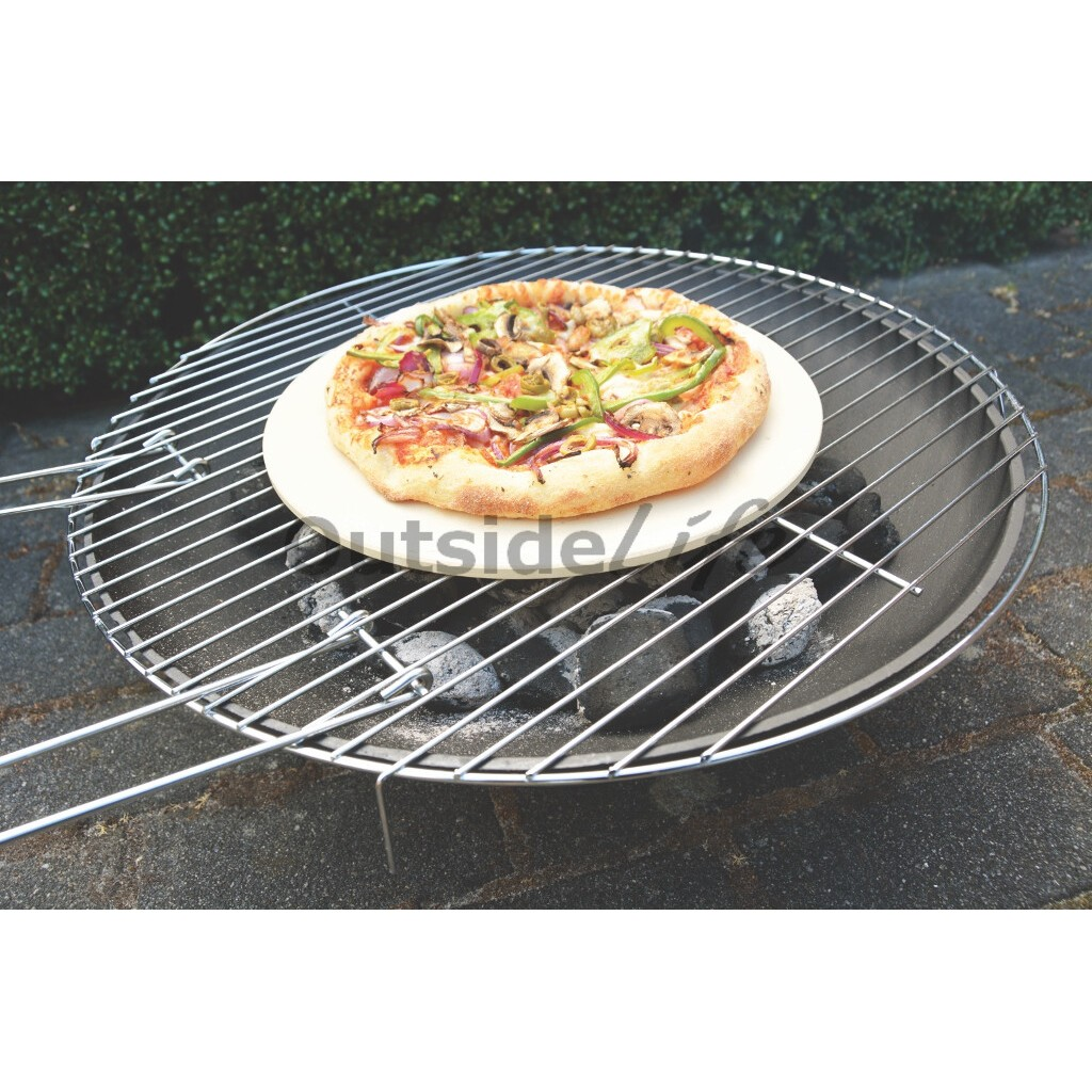Pizza steen (Esschert Design - FF275 - 8714982131165) 4