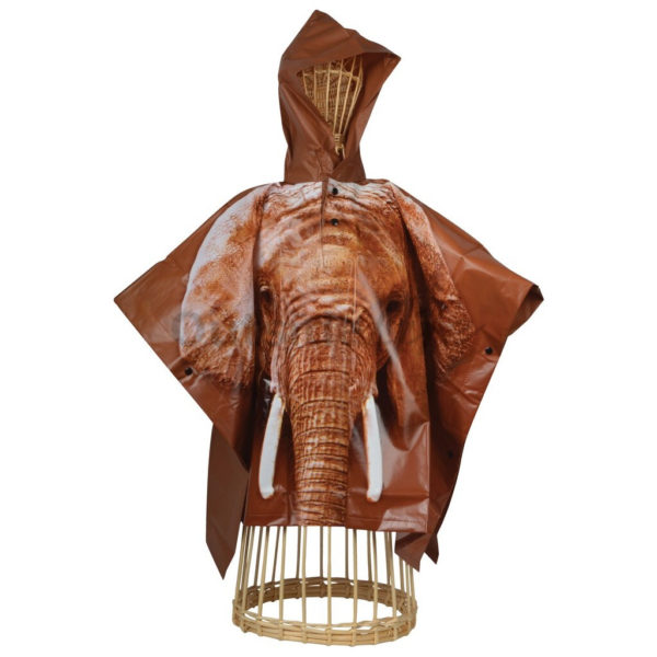 Kinderponcho out of Africa (Esschert Design - KG162 - 8714982113833) 6