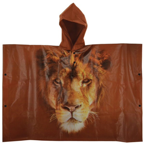 Kinderponcho out of Africa (Esschert Design - KG162 - 8714982113833) 9