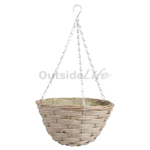 Artificial hanging basket S (Esschert Design - WB26 - 8714982064890) 1