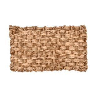 Esschert Design Deurmat jute Dutch weave viervoud (RB241